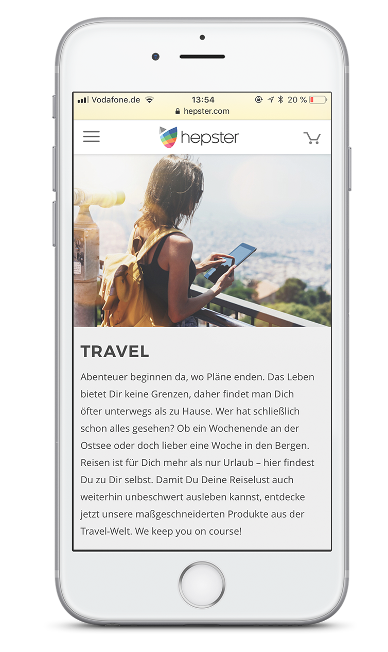 Smartphone Mockup 3